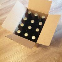 Caisse de 12 bières 33cl «sur mesure»